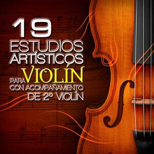 19 Estudios Artísticos para Violín Con Acompañamiento de Segundo Violín