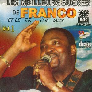 Les Meilleurs Succes De Franco Et Le T.P. O.K. Jazz