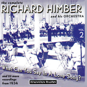 The Complete Richard Himber Vol. 2 (1934)