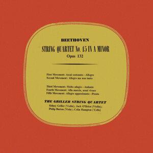 String Quartet No. 15