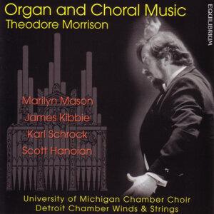 Organ And Choral Music