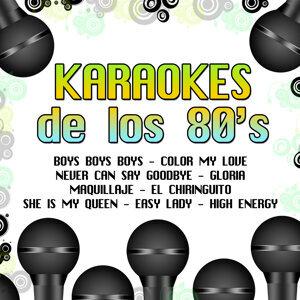 Karaokes de los 80's