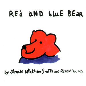 Red And Blue Bear