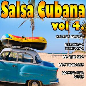 Salsa Cubana Vol.4
