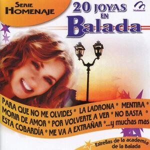 20 Joyas en Balada