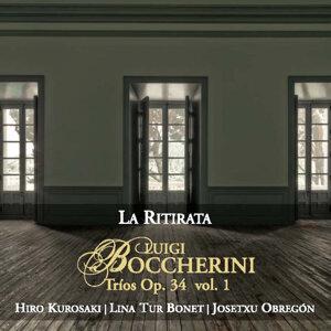 Trios Op. 34 Luigi Boccherini