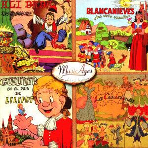 """Vintage Children's Nº 2 - EPs Collectors, """"Cuentos en la Radio"""""""