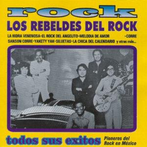 Rock - Los Rebeldes Del Rock - Todos Sus Éxitos - Pioneros Del Rock En México