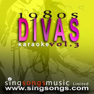 1980s Divas Karaoke Volume 3
