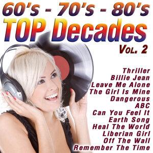 60'S - 70'S - 80'S Top Decades Vol.2