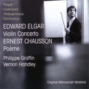 Elgar: Violin Concerto, Chausson: Poème