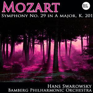 Mozart: Symphony No. 29 in A major, K. 201