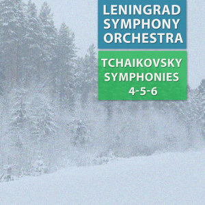 Tchaikovsky Symphonies 4-5-6