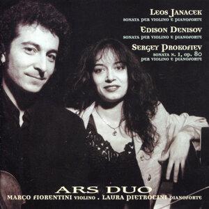 Ars Duo: Jaacek, Denisov, Prokofiev