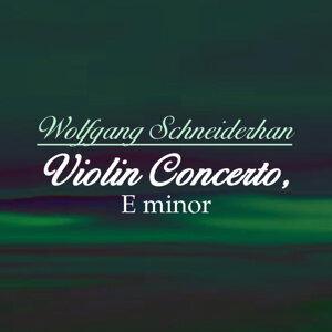 Violin Concerto, E Minor
