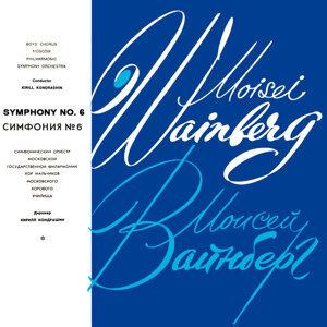 Moisei Wainberg Symphony No 6