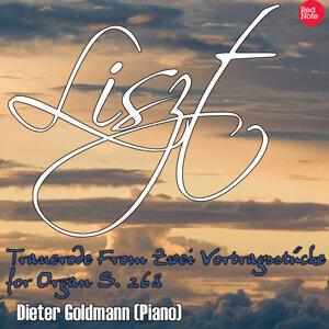 Liszt: Trauerode From Zwei Vortragsstücke for Organ S. 268