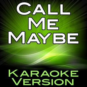 Call Me Maybe (Karaoke Version)