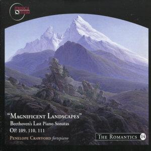 """Beethoven: Sonata's No. 30, 31 & 32 - """"Magnificant Landscapes"""""""