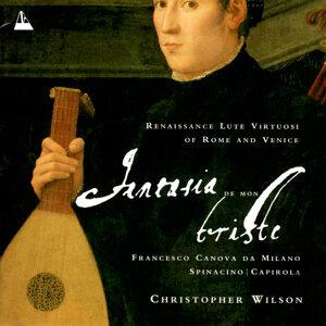 Fantasia de Mon Triste - Renaissance Lute Virtuosi of Rome and Venice
