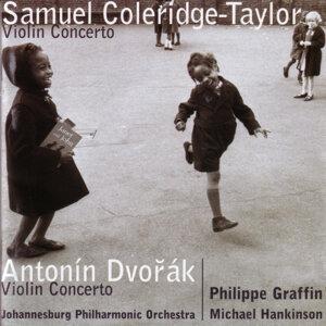 Coleridge-Taylor / Dvořák: Violin Concertos
