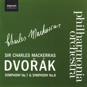 Dvorak Symphone No. 7 & Symphony No. 8