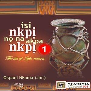 ISI NKPI NO NA AKPA NKPI - Limited Edition