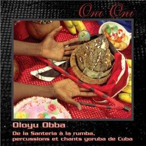 Oni-Oni : De la Santeria à la Rumba - Afro-Cuban