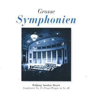Mozart : Symphonies No. 38 & 40