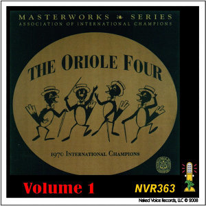The Oriole Four - Masterworks Series Volume 1