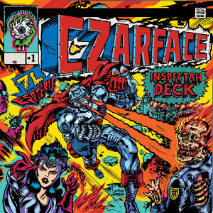 Inspectah Deck + 7L & Esoteric = CZARFACE