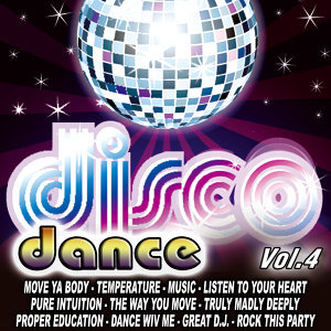 Disco Dance Vol.4