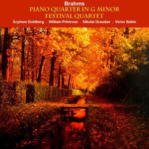 Brahms Piano Quartet In G Minor