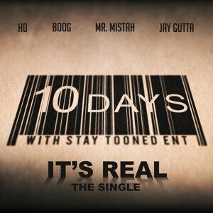It's Real (feat. HD, Boog & Jay Gutta)