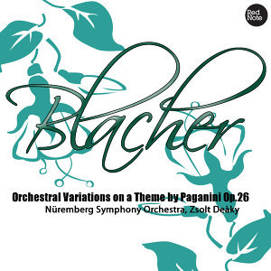 Blacher: Orchestral Variations on a Theme by Paganini Op.26