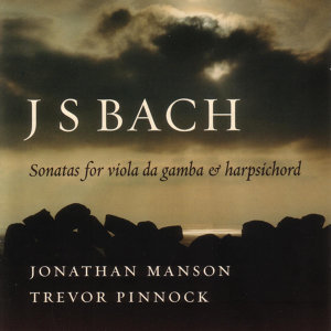 JS Bach: Sonatas for viola da gamba & harpsichord