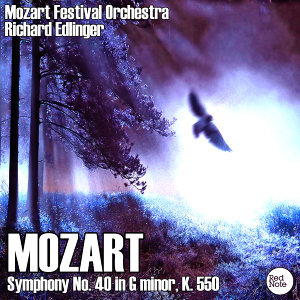 Mozart: Symphony No. 40 in G minor, K. 550