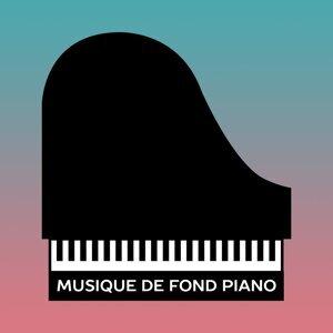 Musique de fond piano- Bar café musique, instrumental jazz, paris café