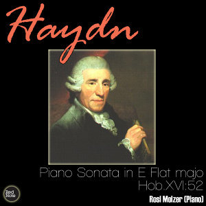 Haydn: Piano Sonata in E Flat major, Hob.XVI:52