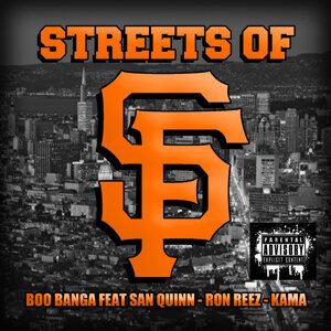 Streets of SF (feat. San Quinn, Ron Reez & Kama)