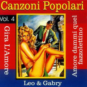 Canzoni Popolari Vol. 4