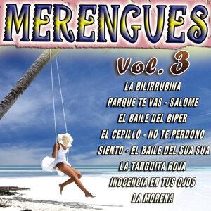 Merengues Vol.3