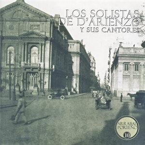 Arrabal Porteño 10:Los Solistas De D'Arienzo Y Sus Cantores