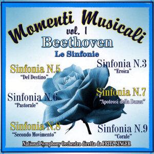 Momenti Musicali Vol. 1 Beethoven