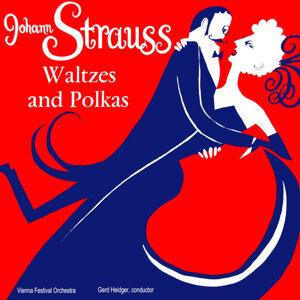 Strauss Waltzes & Polkas