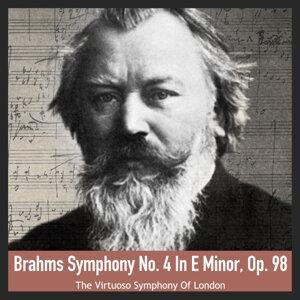Brahms Symphony No. 4 In E Minor, Op. 98