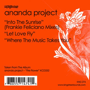 Into the Sunrise / Let Love Fly / Where the Music Takes You