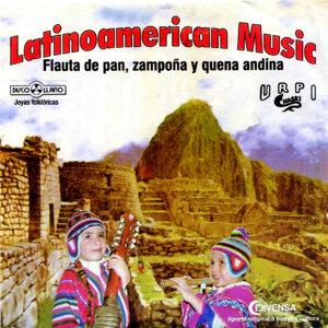 Latinoamerican Music (Flauta de Pan, Zampoña y Quena Andinas)