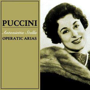 Puccini Operatic Arias