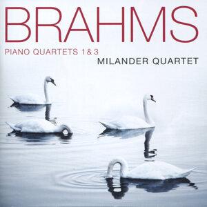 Brahms: Piano Quartets 1 & 3